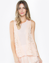 Beloved Floral Lace Top