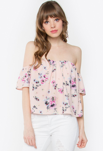 Làurie Off the Shoulder Top
