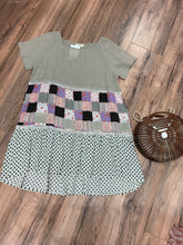 French Picnic Dress