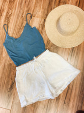 Cotton texture short