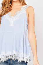 Sweetheart Lace Tank