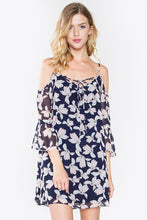 Iris Cold Shoulder Dress