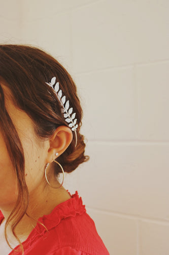 Leaf Hair Jewelry Headband
