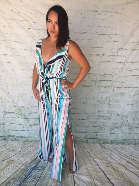 Ocean Shores Jumpsuit