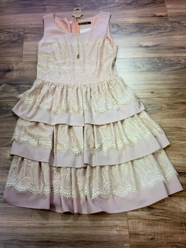 Chantilly Lace Dress