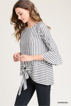 Jersey Striped Top