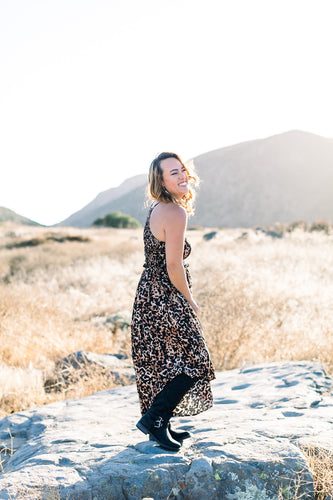 Everything Leopard Dress
