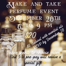 Perfume by you event
