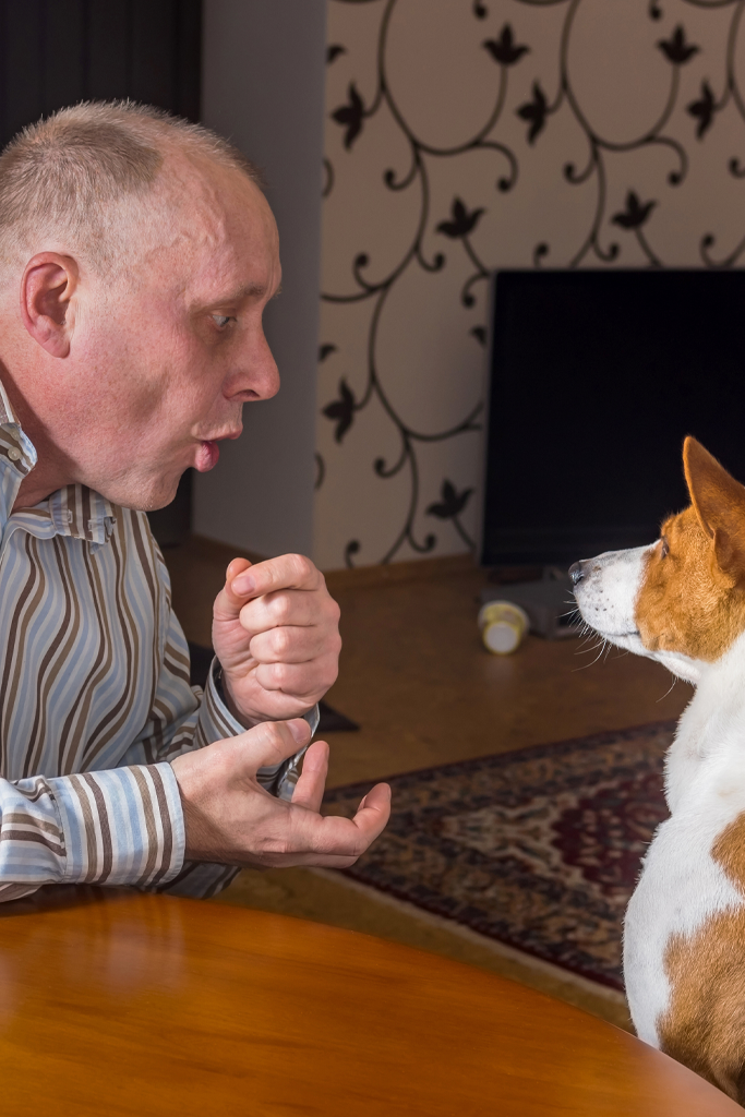 People Who Talk To Their Pets Are Smarter