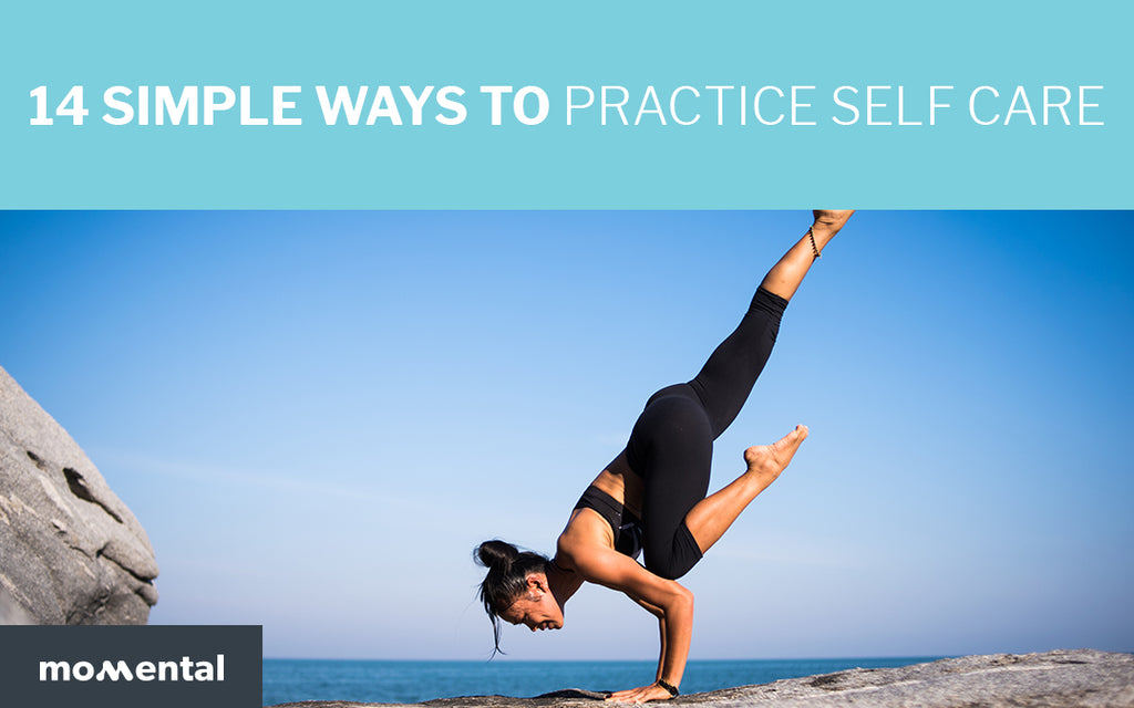 14 Simple Ways to Practice Self Care | Momental Nootropics