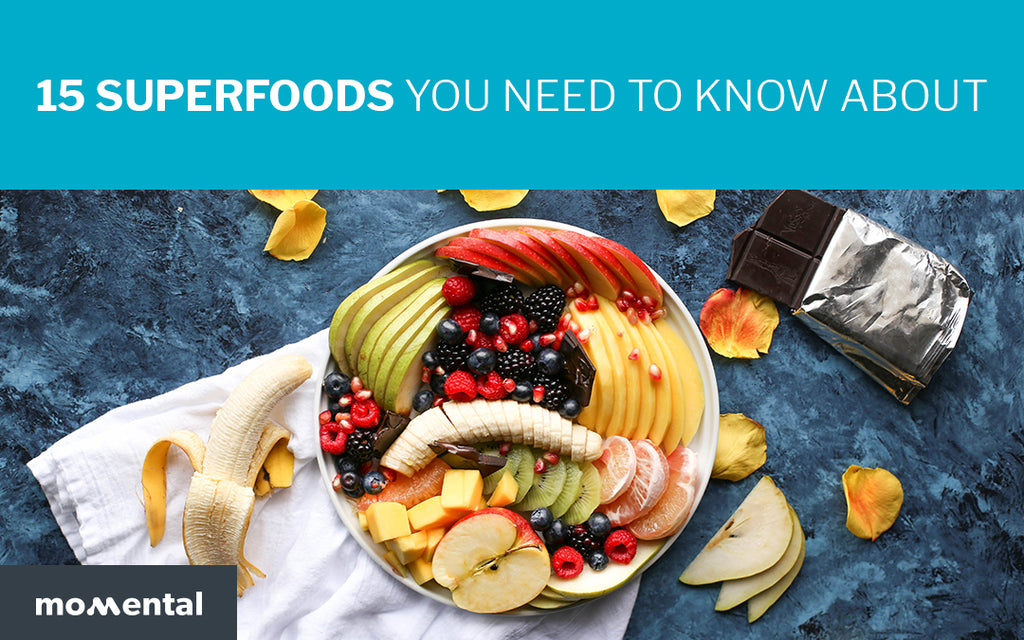 15 Superfoods You Need To Know About | Momental Nootropics