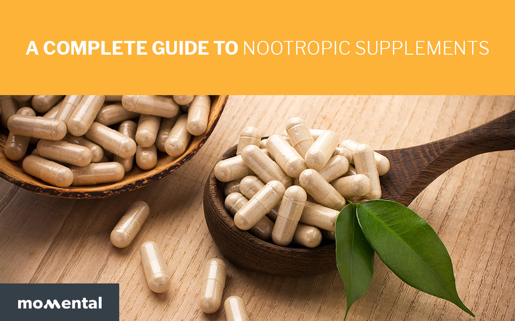 A Complete Guide to Nootropic Supplements | Momental Nootropics