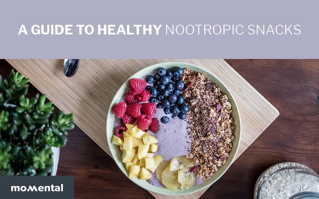 A Guide to Healthy Nootropic Snacks | Momental