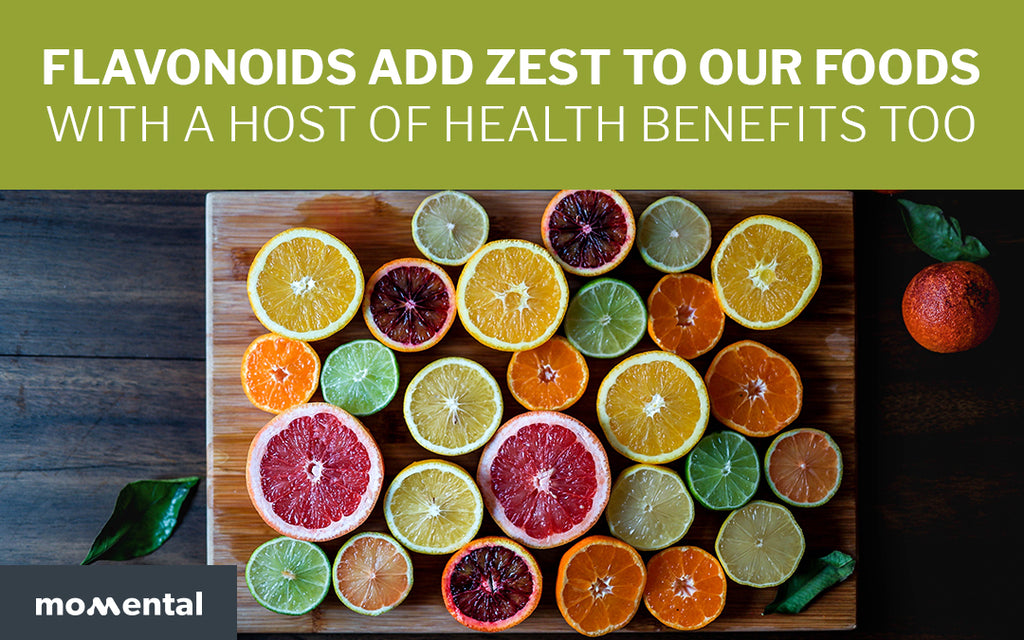 Flavonoids Add Zest to Our Foods with A Host of Health Benefits Too | Momental Nootropics