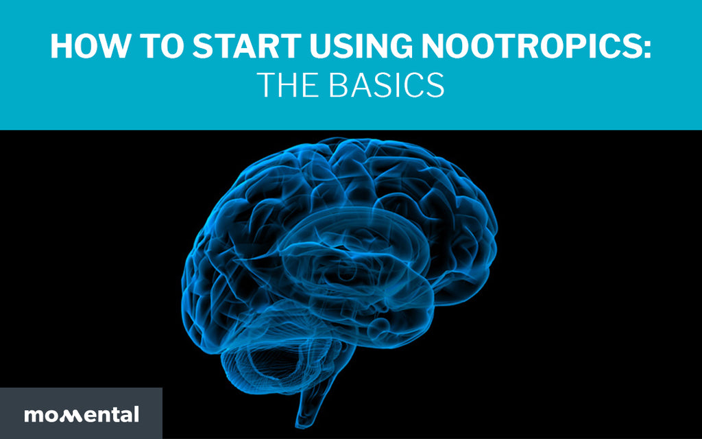 How to Start Using Nootropics: The Basics | Momental