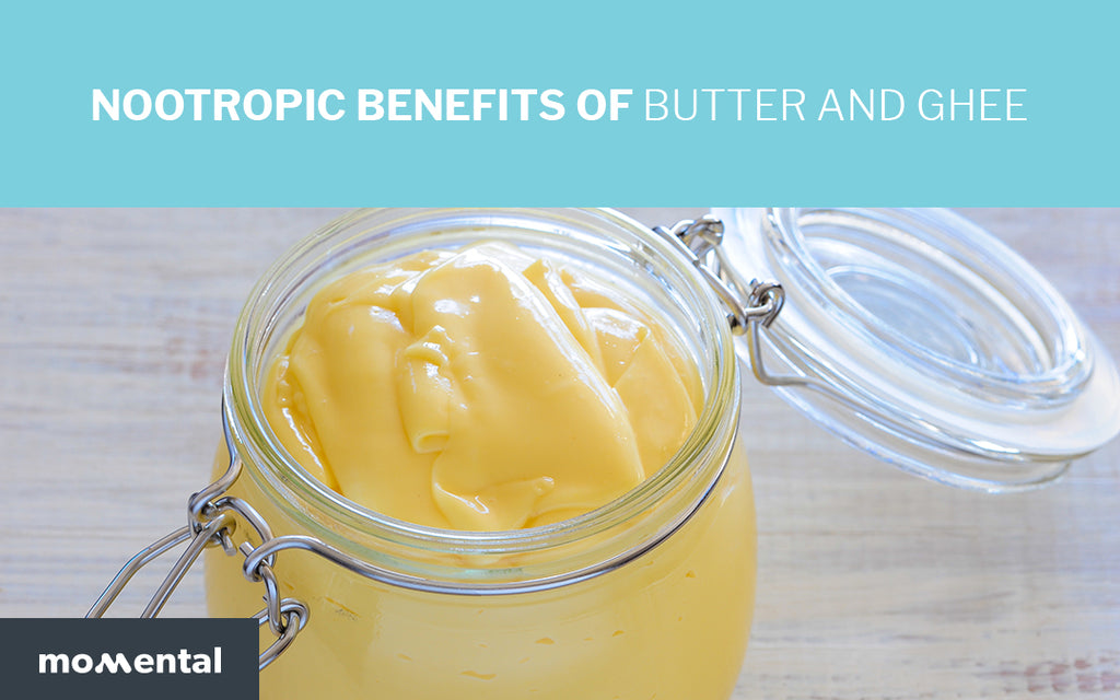 Nootropic Benefits of Butter and Ghee For Brain Health | Momental