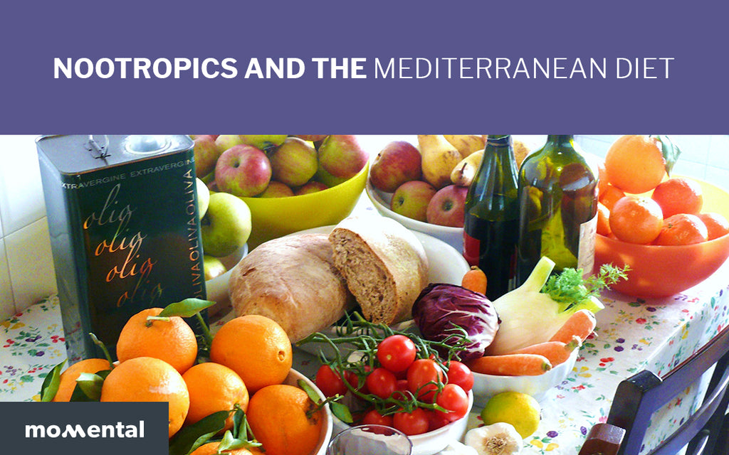 Nootropics and The Mediterranean Diet | Momental