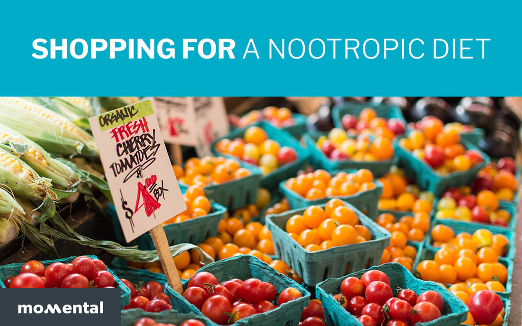 Shopping for a Nootropic Diet | Momental
