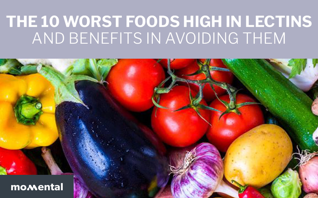 The 10 Worst Foods High in Lectins and Benefits in Avoiding Them | Momental Nootropics