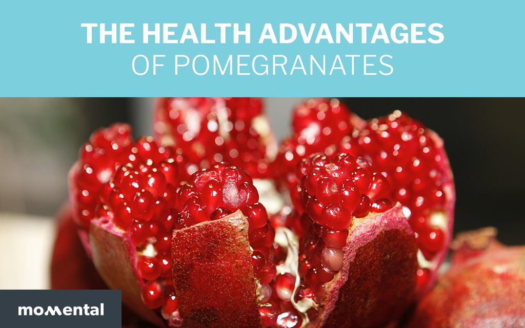 What Pomegranates Can Do For You! | Momental Nootropics