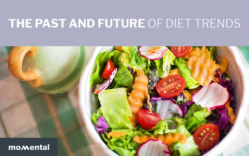 The Past and Future of Diet Trends | Momental Nootropics
