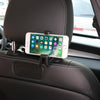 Car Headrest Hook 2-in-1