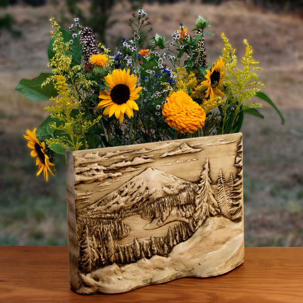 Mount Bachelor Vases