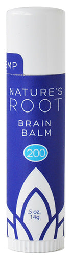 Brain Pain Balm 200 - Nature's Root Spa