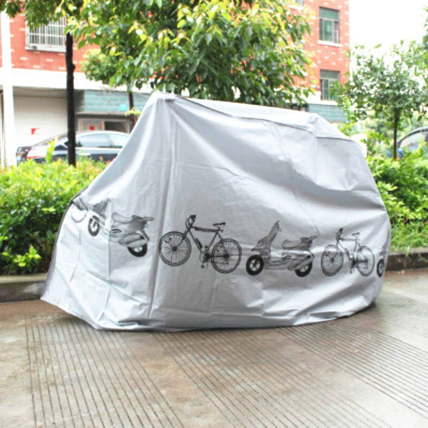 Motorcycle Rain Dust Cover Motorcycle Waterproof Cover Outdoor Portable Scooter Bike Protect Gear Motorcycle Accessories Parts