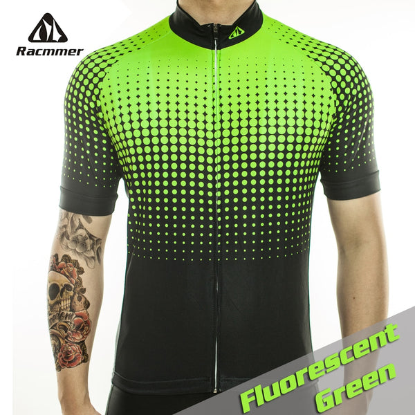 Racmmer 2020 Cycling Jersey Mtb Bicycle Clothing Skinsuit Clothes Bike Short Maillot Roupa Ropa De Ciclismo Hombre Verano #DX-09