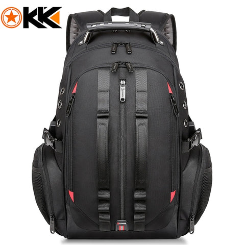 Male 45L Travel backpack 15.6 Laptop Backpack Men USB Anti theft Backpacks for teens schoolbag youth mochila women backbag