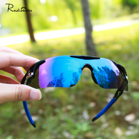 2020 New Outdoor Sport Mountain Bike Bicycle Glasses UV400 Men Women Sports Sunglasses Hiking  Running Cycling Eyewear windproof