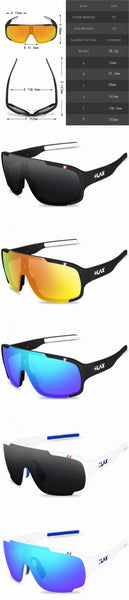 ELAX BRAND 2020 New Outdoor Cycling Glasses Mountain Bike Goggles Bicycle Sunglasses Men