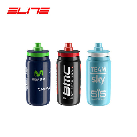 550ML NEW Ultra light Bicycle Water Bottle Elite Team Edition Sports Kettle MTB Cycling Bike Road Racing Bottle