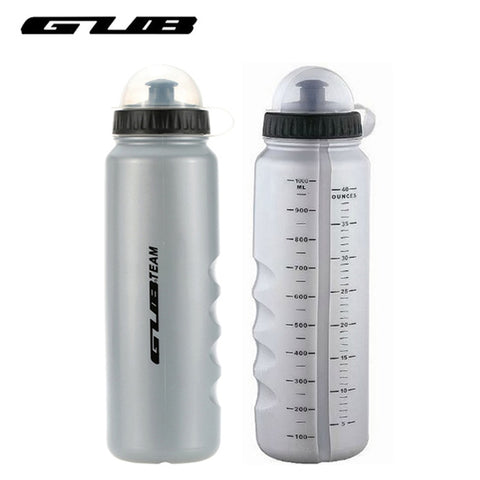 GUB 750/1000ml Portable Bicycle Water Bottle Outdoor Sports Drink Jug MTB Road Bike Water Bottles Dust Cover Cycling Accessories