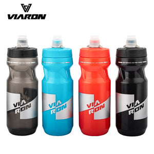 VIARON Bicycle Water Bottle 610ML MTB Road Bike Kettle Cycling Drinking Water Bottle for Bike Outdoor Drinkware for Drinking