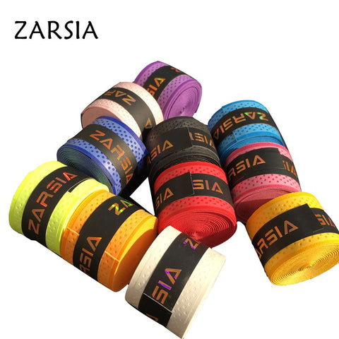 20pcs ZARSIA Tennis overgrips,Pressure point Tennis Racket Grip, dry feel badminton Racquet Overgrips