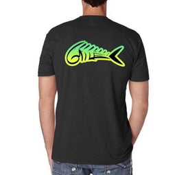 6MFC Blended Skeletal Mahi Tee
