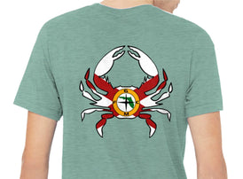 6MFC Florida Crab Tee
