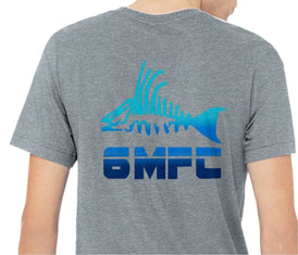 6MFC Gray Hogfish Tee