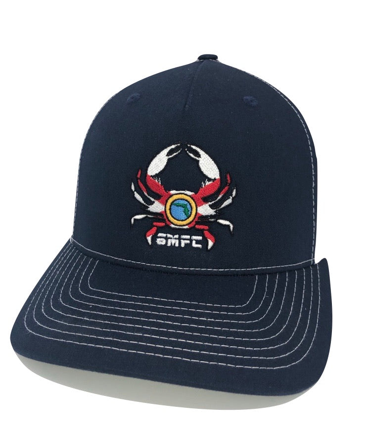 6MFC Florida Crab Hat