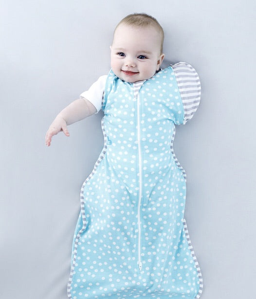 Love to dream swaddle up 50/50 lite stage 2 0.2 tog