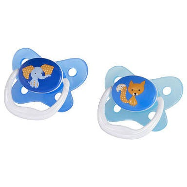 Dr Browns pacifiers 2 pack