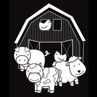 My dream light remote controlled led night farm animals