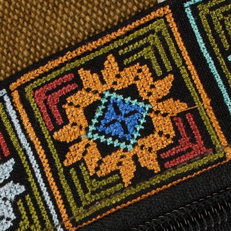 Boho Lover Embroidery Tribal Backpacks