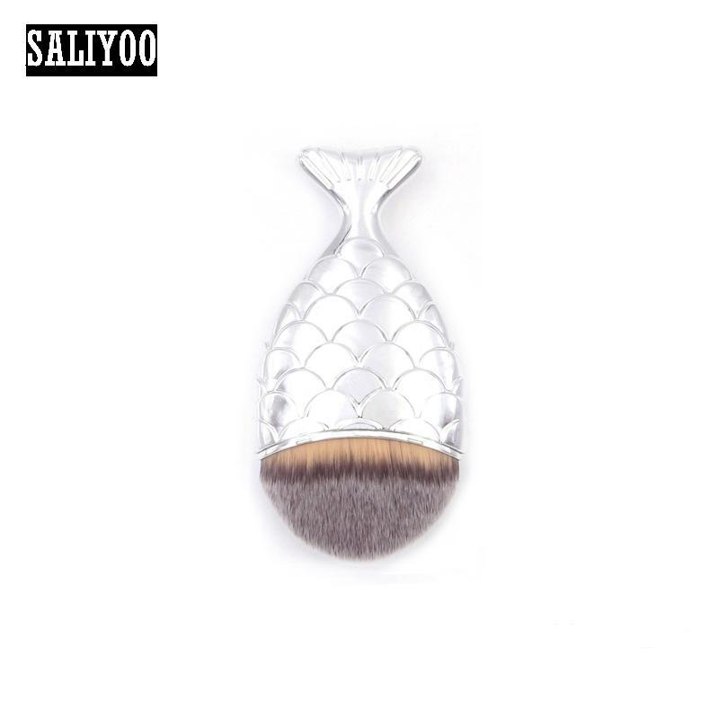 Mermaid Fish Tail Makeup Brush