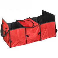 Trunk Storage Organizer Folding Car Box