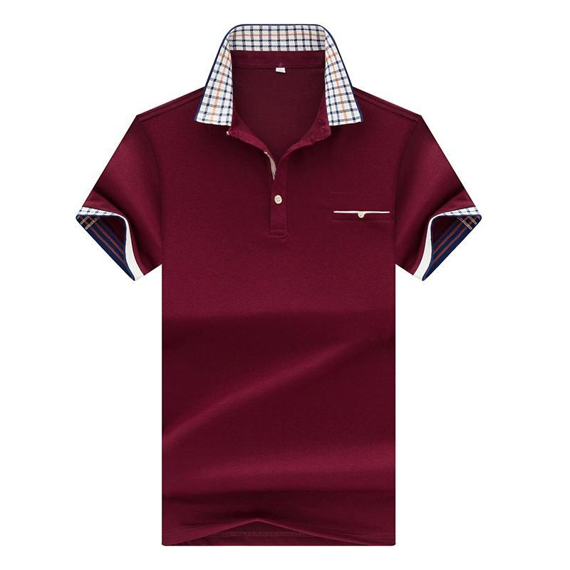 Weekend in Amsterdam Classic Polo Short Sleeves Shirts