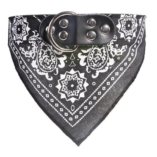 Adjustable Cute Dog Bandanna