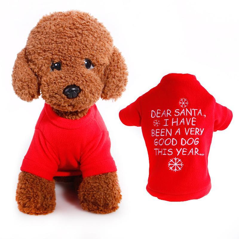 """Christmas Wish"" Dog Sweatshirt"